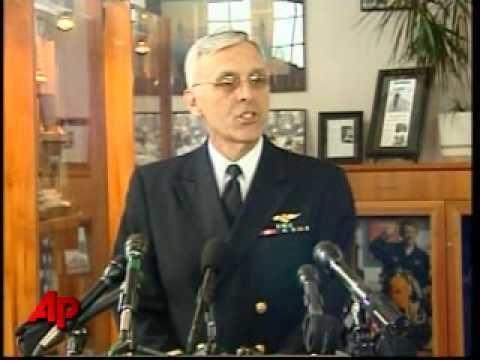 Richard Gurnon Admiral Richard Gurnon president of the Massachusetts Maritime
