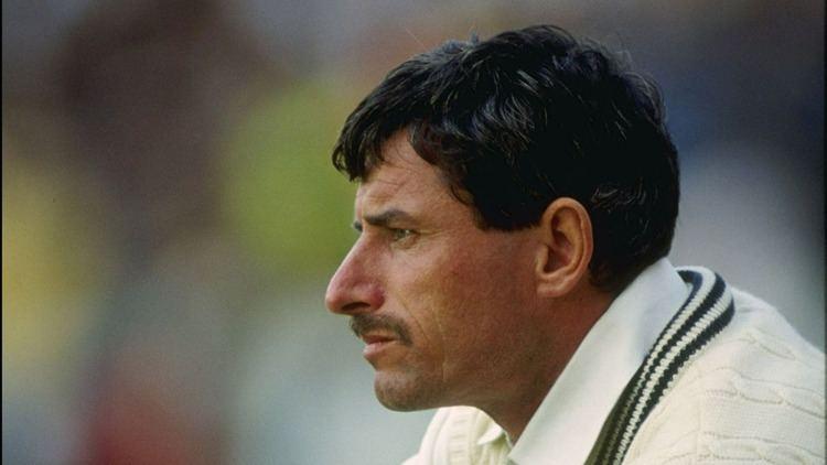 Richard Hadlee (Cricketer) playing cricket