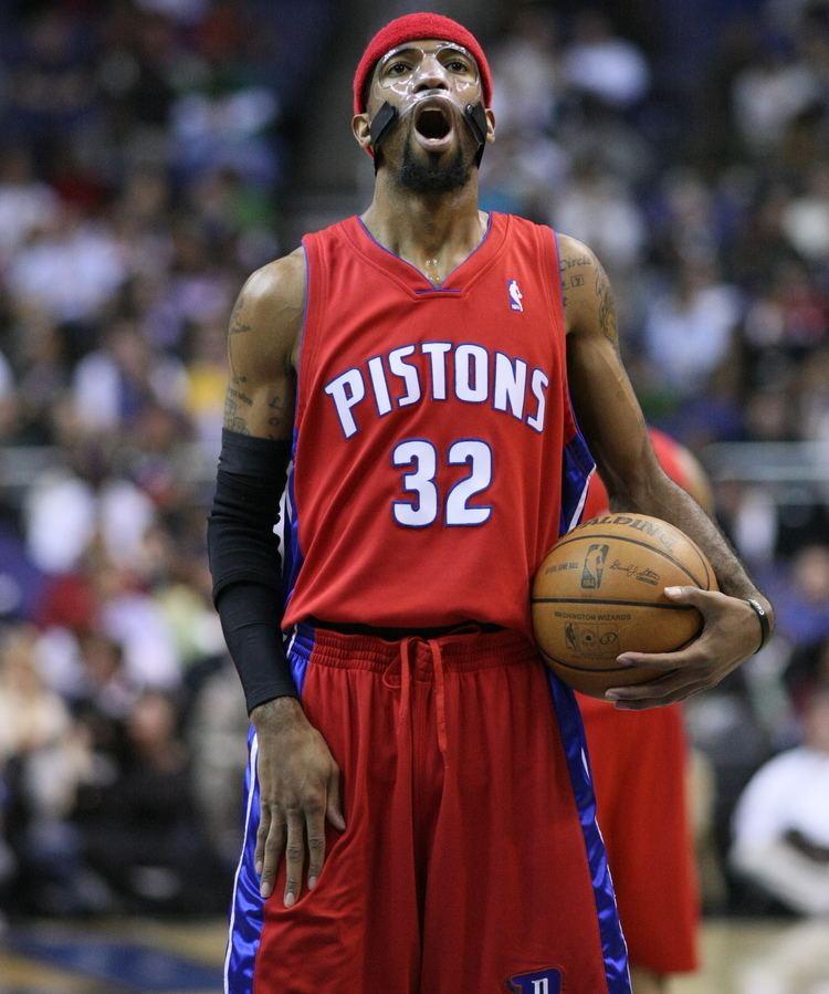Richard Hamilton (basketball) Richard Hamilton basketball Wikipedia the free