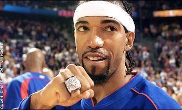 Richard Hamilton (basketball) Ten most influential Pistons of the decade 106