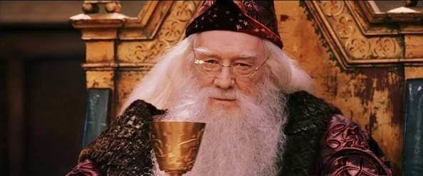 Richard Harris 39 answers Who was a better Dumbledore Richard Harris RIP or