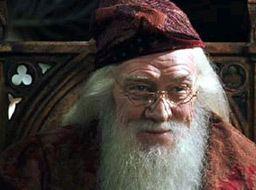 Richard Harris Richard Harris Harry Potter Movie Star