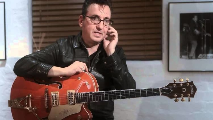 Richard Hawley Gretsch Exclusive Interview with Richard Hawley YouTube