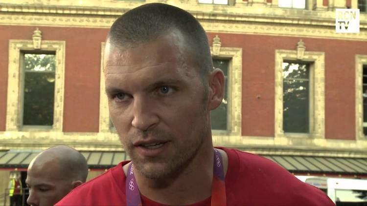 Richard Lambourne Team USA Men39s Volleyball Richard Lambourne Interview