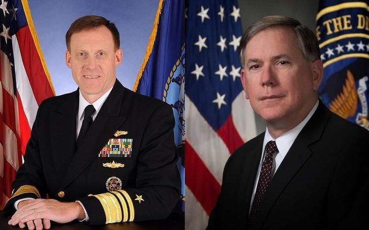 Richard Ledgett Navy Cyber Warfare Chief Michael Information Dominance Rogers Next