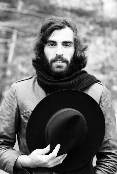 Richard Manuel This soulful 1976 Georgia on my Mind single proved that