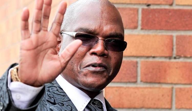 Richard Mdluli OpEd Richard Mdluli returns Daily Maverick