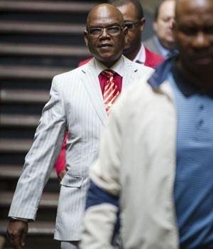 Richard Mdluli Richard Mdluli milks the system City Press