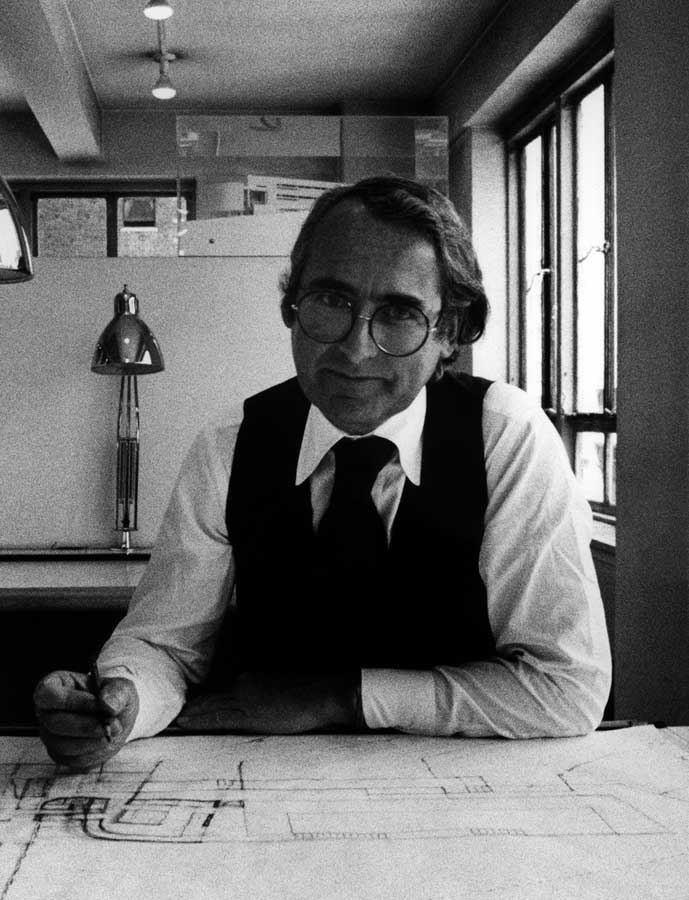 Richard Meier Richard Meier amp Partners Architects Biographies e