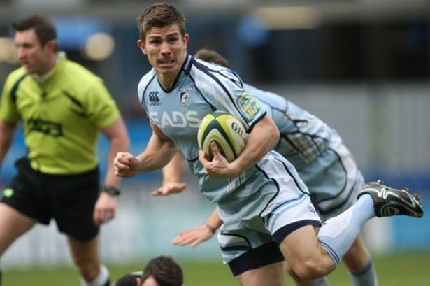 Richard Mustoe Cardiff Blues win Richard Mustoe forced to retire after injury