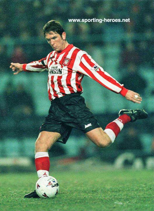Richard Ord Richard ORD League appearances Sunderland FC
