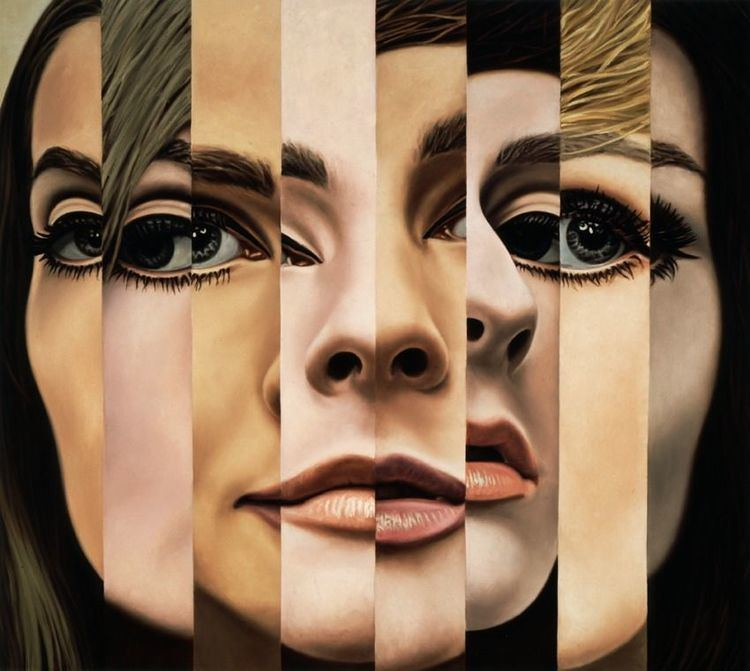 Richard Phillips (American painter) Richard Phillips For the Wall Pinterest Paintings Portraits