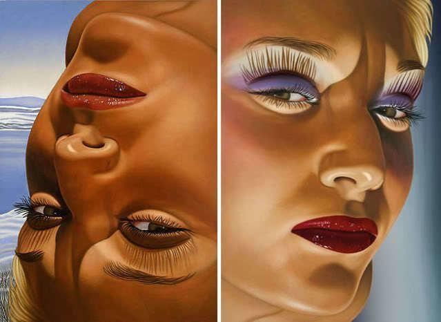 Richard Phillips (American painter) httpssmediacacheak0pinimgcomoriginalsee