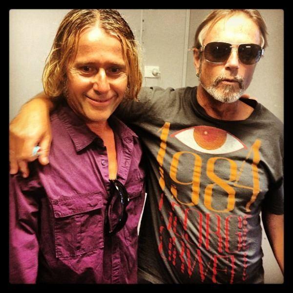 Richard Ploog Steve Kilbey reuniting with exChurch drummer Richard