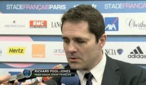 Richard Pool-Jones Richard POOLJONES Avant RacingStade Franais sur Orange Vidos