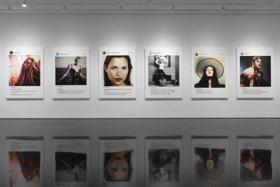 Richard Prince View Source Richard Prince39s Instagram Portraits greg