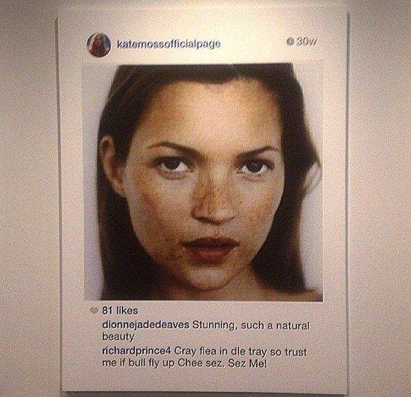 Richard Prince Instagram an artist and the 100000 selfies