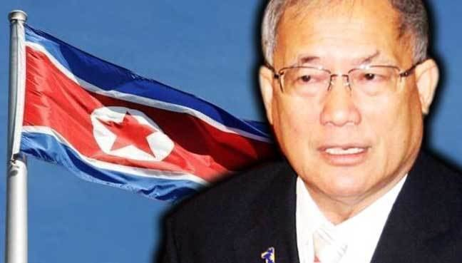 Richard Riot Jaem Only Sarawak has North Korean workers says minister Free Malaysia