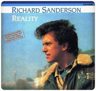 Richard Sanderson Reality Richard Sanderson song Wikipedia the free