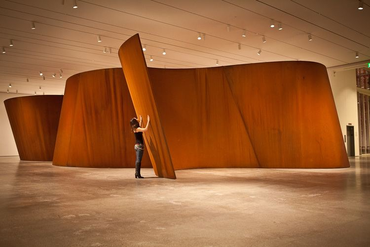 Richard Serra band richard serra Serena Yang