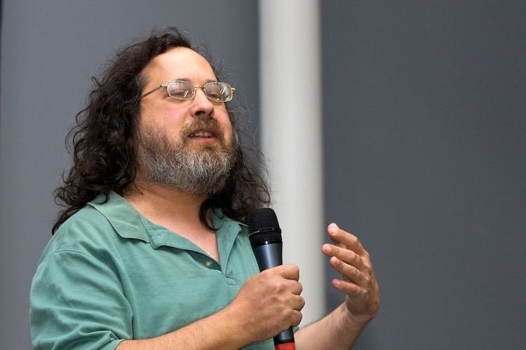 Richard Stallman Richard Stallman Wikipedia the free encyclopedia