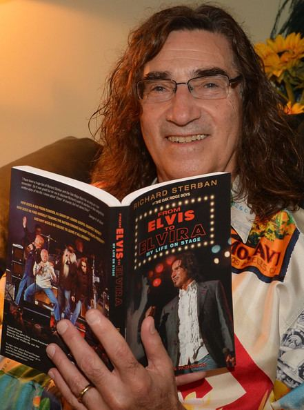 Richard Sterban Richard Sterban Pictures quotFrom Elvis To Elvira My Life