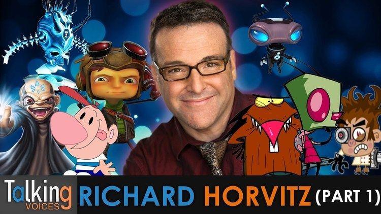 Richard Steven Horvitz Richard Horvitz Talking Voices Part 1 YouTube