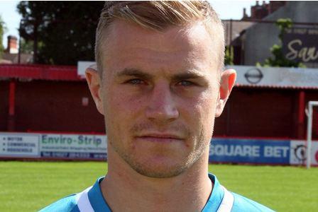 Richard Tait Tamworth FC skipper Richard Tait determined to hit the