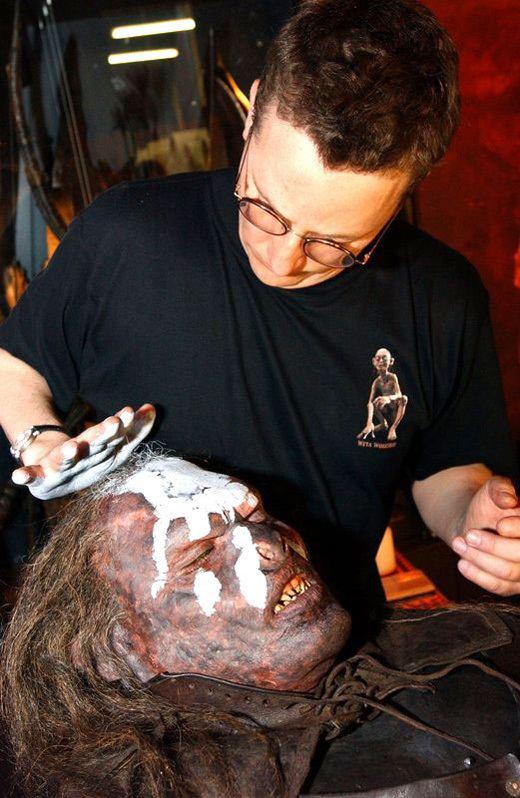 Richard Taylor (filmmaker) Exclusive Interview with Weta Workshop39s Richard Taylor