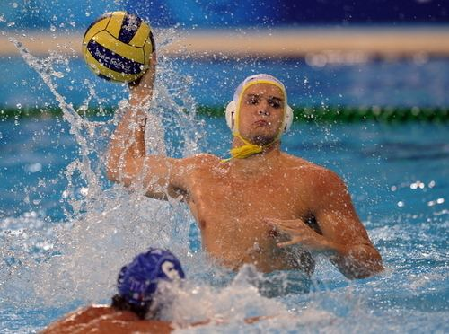 Richie Campbell (water polo) richie campbell TheChard2 Twitter