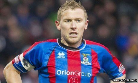 Richie Foran BBC Sport Richie Foran agrees new twoyear Inverness deal