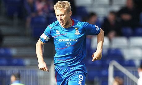 Richie Foran Richie Foran39s two goals inspire Inverness to beat Dundee