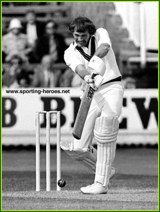 Richie Robinson (Cricketer) in the past