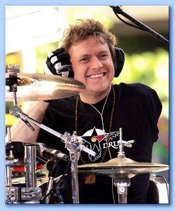 Rick Allen (drummer) Rick Allen One armed drummer MEDCHROME