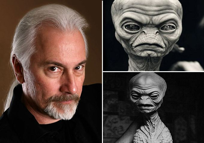 Rick Baker The Real Story Behind Those Rick Baker 39Night Skies39 Photos IndieWire