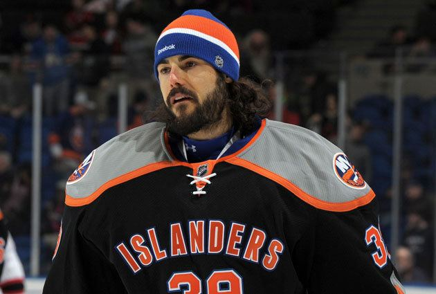 Rick DiPietro Rick DiPietro has had a hard time but didn39t really