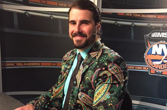 Rick DiPietro LOOK Former Isles G Rick DiPietro is America39s answer to