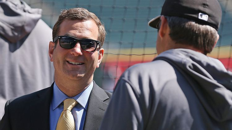 Rick Hahn General manager Rick Hahn wants to see White Sox contend