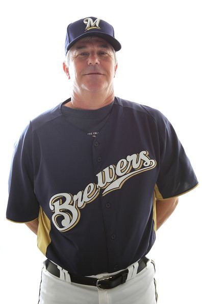 Rick Kranitz Rick Kranitz Pictures Milwaukee Brewers Photo Day Zimbio