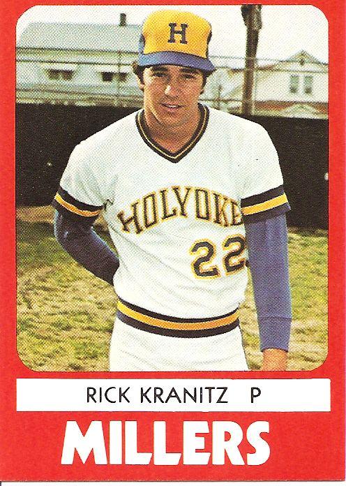 Rick Kranitz Rick Kranitz Baseball Nerd