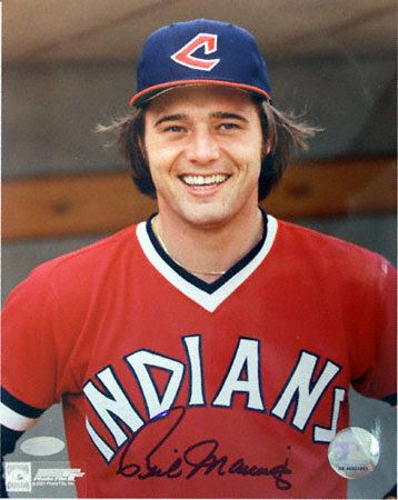 Rick Manning Cleveland Rocks Well at Least the Indians Do Roger