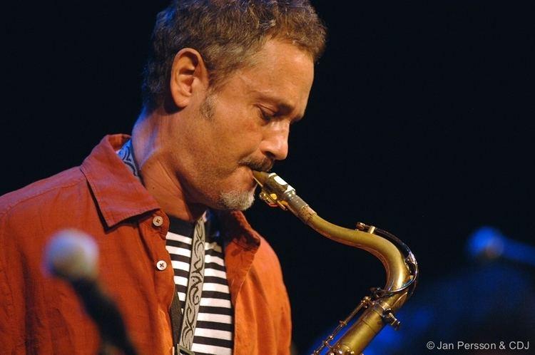 Rick Margitza Miles Davis egykori szaxofonosa a BJCben Librarius