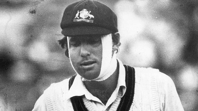 Rick McCosker (Cricketer) family