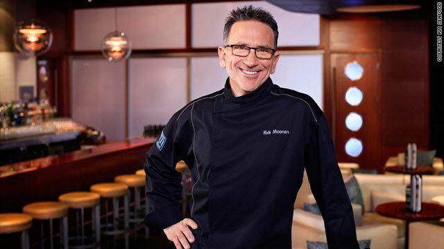 Rick Moonen 55 Chef Rick Moonen Eatocracy CNNcom Blogs