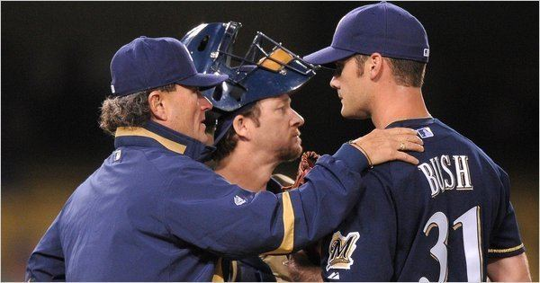 Rick Peterson Brewers May Be Rick Peterson39s Toughest Task Yet The New