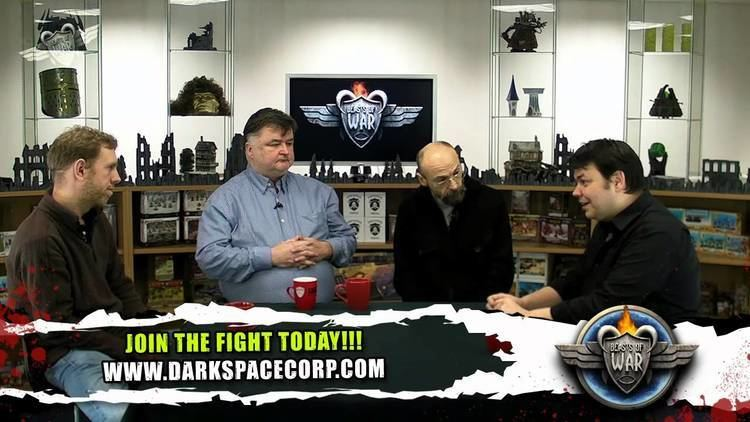 Rick Priestley BoW Interview Beyond the Gates of Antares with Rick Priestley YouTube