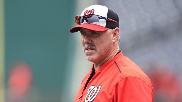 Rick Schu Nationals bring back hitting coach Schu Article TSN