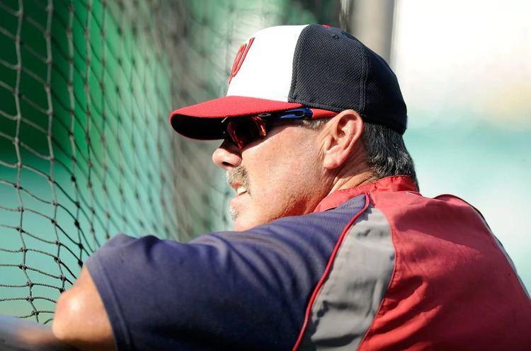 Rick Schu New hitting coach Rick Schu joins the Nationals The