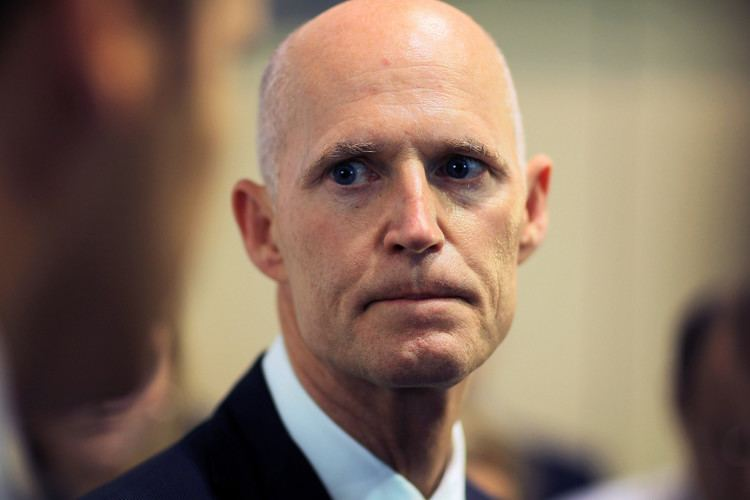 Rick Scott Rick Scott reappoints 14 agency heads after Senate snub