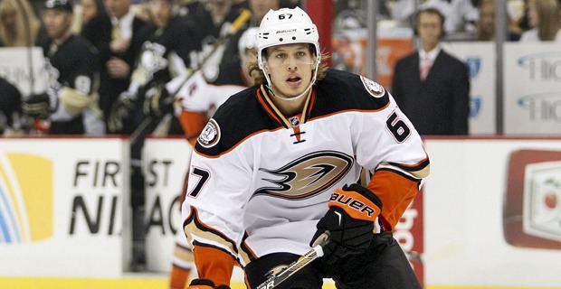 Rickard Rakell Ducks Recall Forward Rakell from Norfolk AHL Reassign